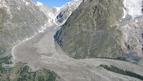 I ghiacciai di pietre