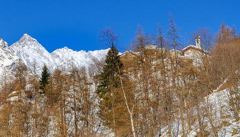 Una Montagna Sacra per il Gran Paradiso