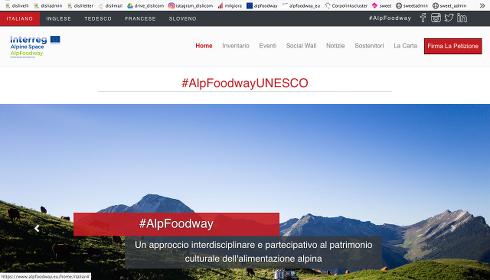 Una petizione per la candidatura UNESCO del patrimonio alimentare alpino
