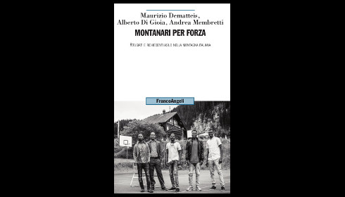 28 gennaio: presentazione libro Montanari per forza