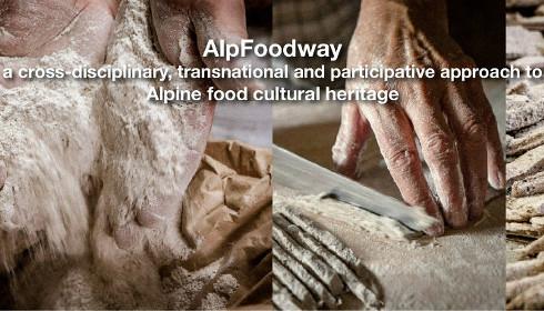 Alpfoodway progetto faro dell'Anno Europeo del Patrimonio Culturale