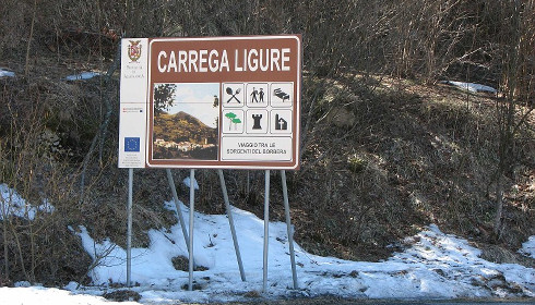 Un parco naturale in Val Borbera