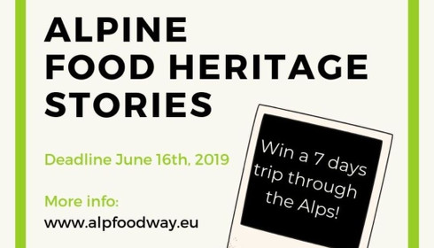 Alpine Food Heritage Contest