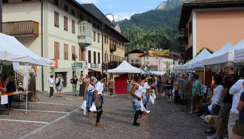 Trentino: vita da straniero