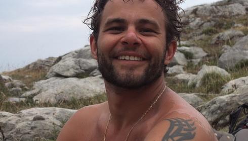 Federico*, speleologo
