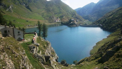 Invasi idrici in Piemonte