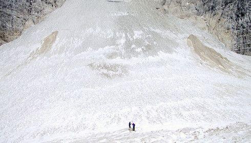 La resilienza dei ghiacciai friulani