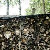 Filiere del legno in cerca di equilibrio