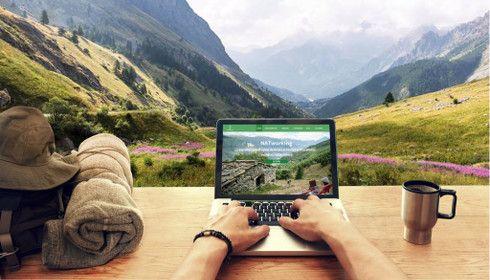 NATworking: studio e lavoro immersi nella natura