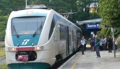 La ferrovia di Pinerolo