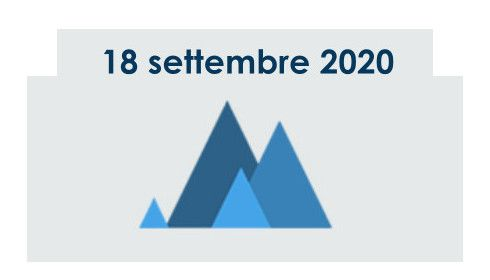 Montagne attive il 18 settembre