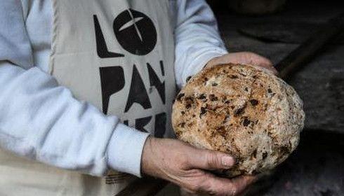 Lo pan ner unisce le Alpi nel nome del pane