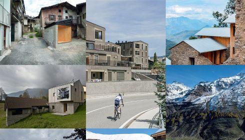 Un decennio di cultura architettonica nelle Alpi